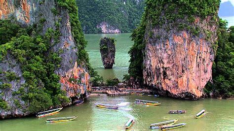 film james bond island jame bond island in phangnga province youtube