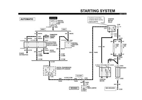 2001 ford f 150 spark diagram wiring diagrams