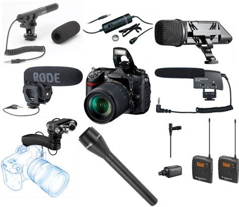The Top 10 Best Microphones for DSLR Video Cameras   Mic