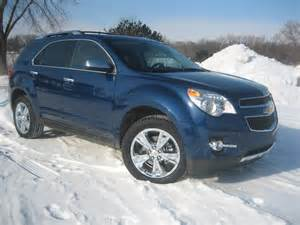 Reviews Of Chevrolet Equinox 187 Review 2010 Chevrolet Equinox V6