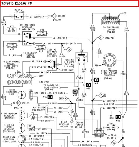 concealed wiring diagram i a 90 chrysler imperial and a of issues