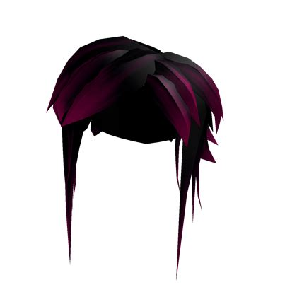 is there pink hair in roblox catalog black and pink drama hair roblox wikia fandom