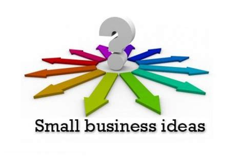 Small Home Business Ideas Most Successful Small Business Ideas For Small Towns