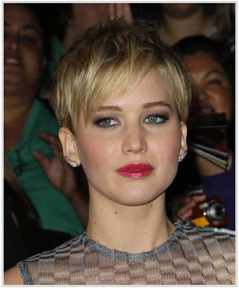 instructions for jennifer lawrece short haircut from long to short jennifer lawrence 226 s hairstyle
