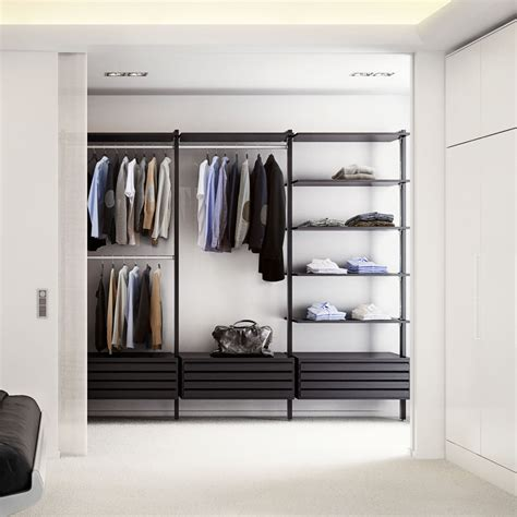 Open Wardrobe System by Wardrobes Walk In Closets And Lovely Wardrobes