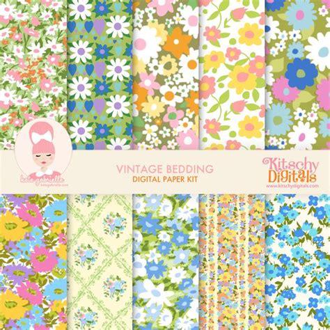 vintage pattern sheets 230 best retro fabric design images on pinterest