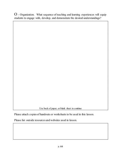 ind template ub d lesson template sts ind