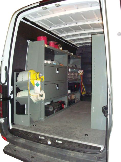 cargo shelving work shelves page 2 vehicles contractor talk