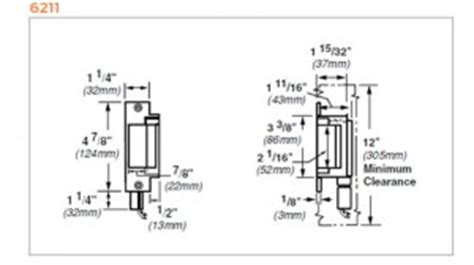 hes 5000 electric strike cut sheet door hardware genius 187 all content copyright tom rubenoff