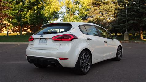 2015 Kia Forte5 by Review 2015 Kia Forte5 Sx Luxury Canadian Auto Review