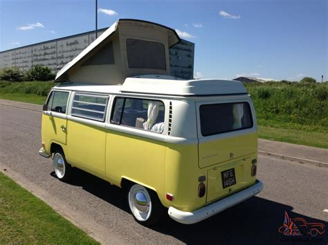 volkswagen westfalia 1970 1970 volkswagen vw early bay westfalia camper t2 1600cc