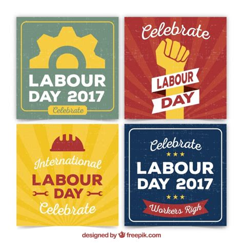 Labour Day Greeting Cards
