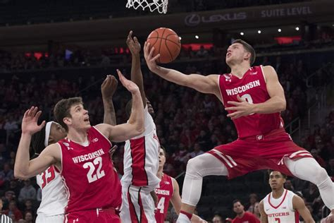 Rutgers Mba Mph by Badgers S Basketball Live From Wisconsin