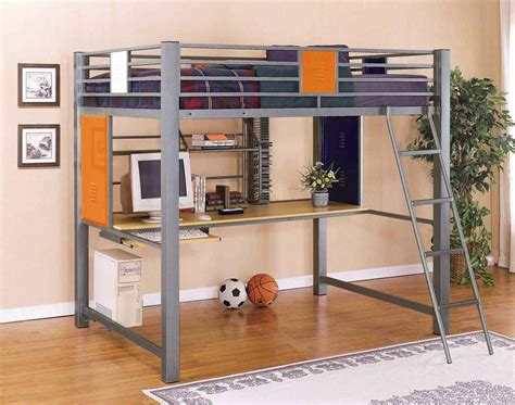 powell bunk beds with desk decorating bedrooms feel the home