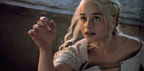 watch the game of thrones cast react to the purple emilia clarke game of thrones finale reaction business