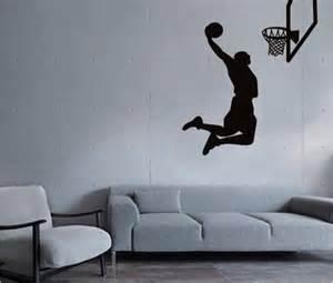 Basketball Wall Murals Basketball Wall Decals Wall Decals 1135