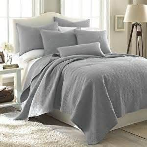 splendor grey quilt set home kitchen