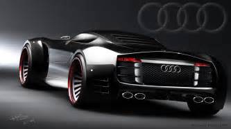 R10 Audi Sketch Audi R10