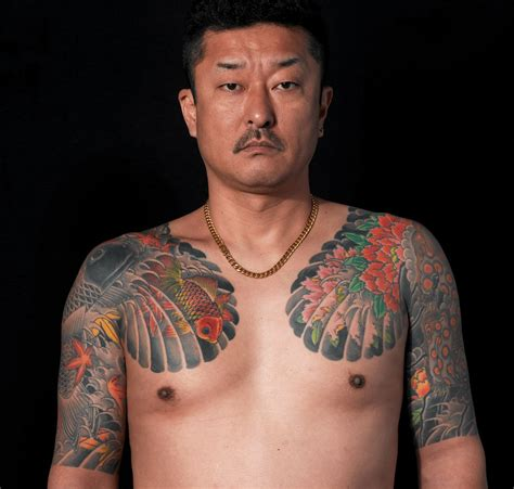japanese yakuza tattoo yakuza tattoos designs ideas and meaning tattoos for you