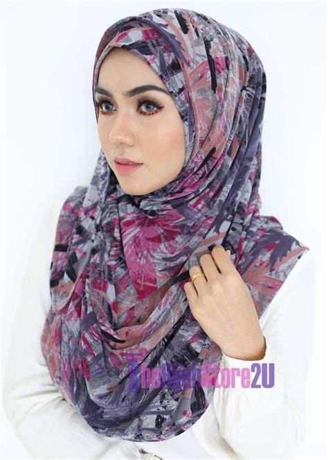 Style Terkini style shawl terkini hairstyle zura news