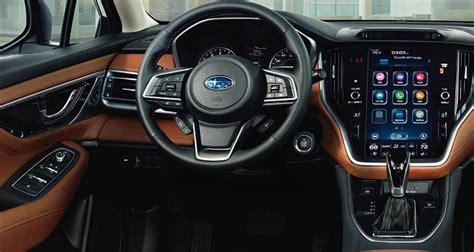 Subaru Legacy 2020 Interior by Redesigned 2020 Subaru Legacy Consumer Reports
