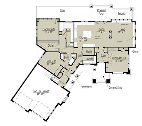 custom mountain home floor plans best 25 commercial building plans ideas on pinterest