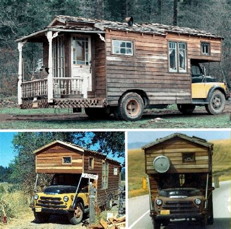 roaming homes: 15 diy rvs, converted buses & tiny houses