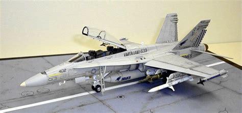 Hasegawa 1 48 07203 F A 18d Hornet Attack 1 48 hasegawa f 18d by douglas chan