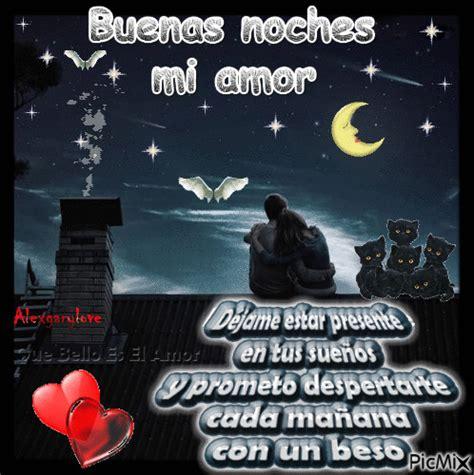 imagenes de buenas noches vida mia buenas noches mi amor picmix
