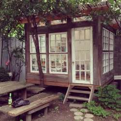 a backyard painting studio in williamsburg ideal garden