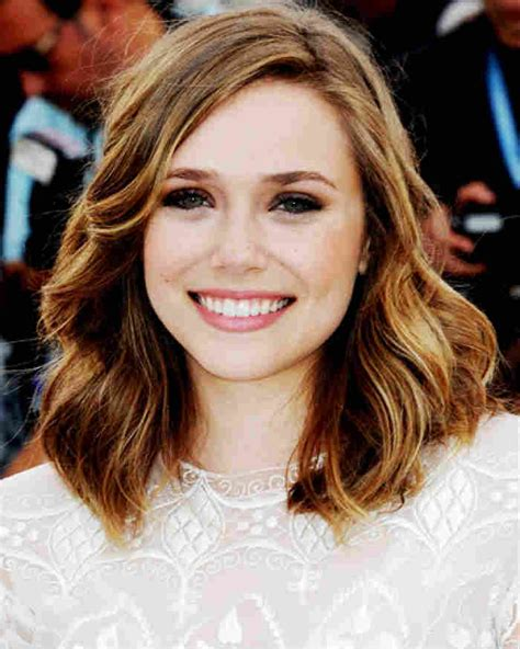hairstyles for fine hair long bob long bob hairstyle for fine hair with side part and waves