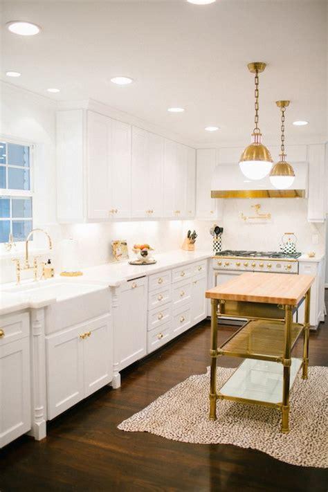 white cabinets with antique brass hardware thefischerhouse thefischerhouse inspirational interior