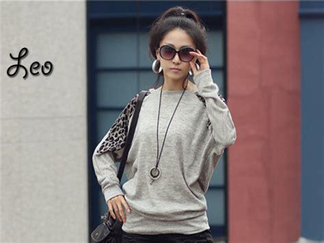 Blouse Leo Collor infojelita berbagai jenis fesyen blouse leopard