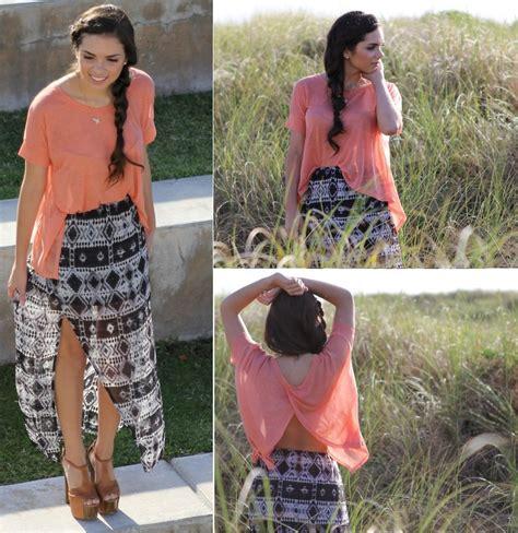 jessica nkosi skirt necklace tribal fashion daniela ramirez furor tribal skirt furor top jessica