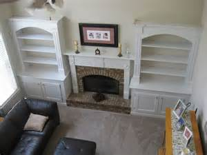 Diy Built In Bookshelves Fireplace Built In Bookcases Around Fireplace Diy Added Built In Bookshelves Around A Home
