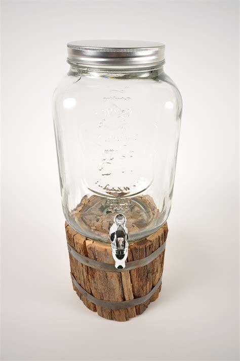 Dispenser Miyako Standing jar beverage dispenser w stand automatic soap dispenser