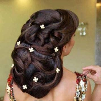 hairstyles kashees latest bridal mehndi and hairstyling by kashee s 2015