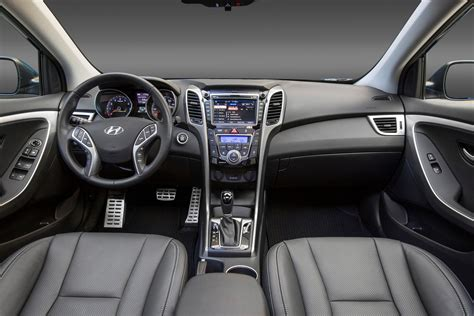 hyundai elantra 2016 interior 2016 hyundai elantra gt interior view photo 9