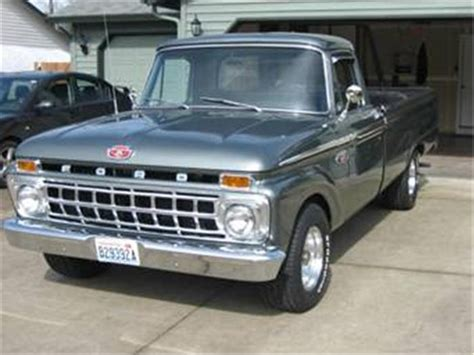 65 ford f100 65