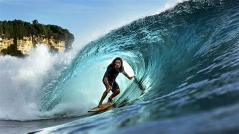 Surfing On Waves Bali waves of change and degradation how surf tourism dumped