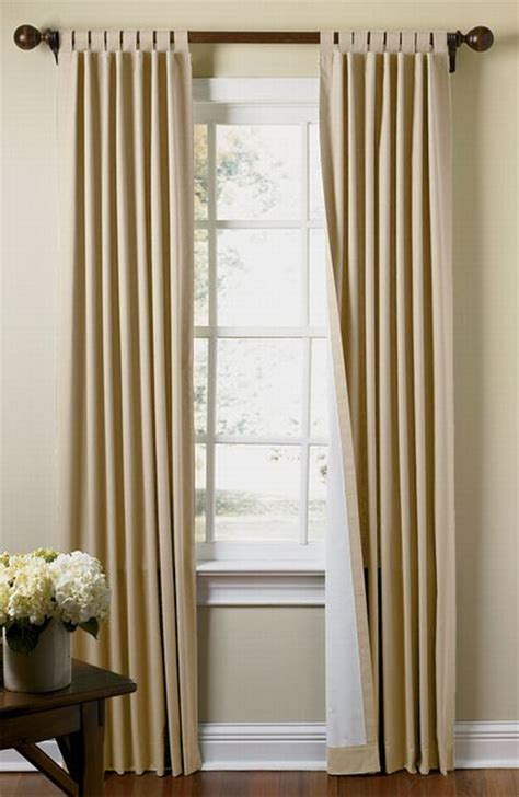 Curtains For Drafty Windows Stylish Thermal Curtains To Deck Up Your Home Hometone
