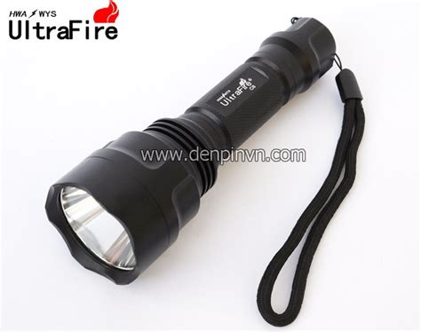 Senter Ultrafire C8 Xml T6 苣 232 n pin ultrafire c8 led cree xml t6