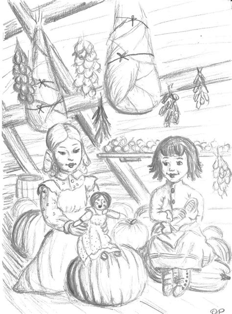 coloring pages little house on the prairie laura ingalls wilder free coloring pages on art coloring