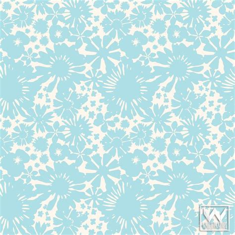 floral removable wallpaper modern daisy flower removable wallpaper beautiful stick