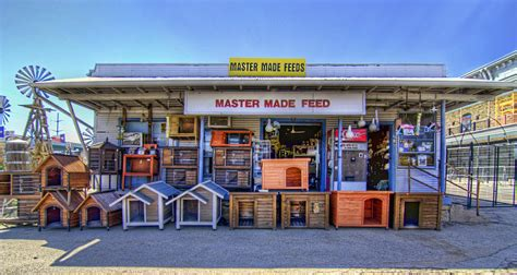 feed store grapevine texas photograph by christopher smith