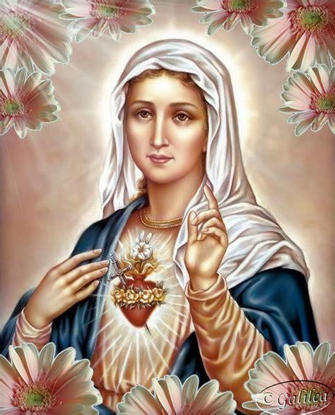 imagenes hermosas virgen maria santa mar 237 a madre de dios y madre nuestra im 225 genes