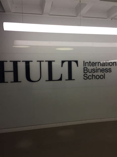 Mba Salary San Francisco by Lobby Hult International Business School Office Photo