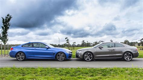 Compare Audi A4 And A5 by Audi A5 V Bmw 4 Series Comparison Review Caradvice Autos