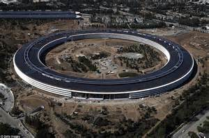 New Apple Headquarters by Apple S New California Spaceship Campus Shown In Photos