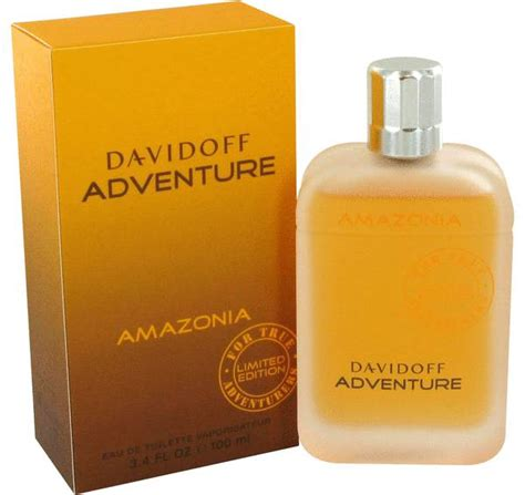 Parfum Davidoff Adventure davidoff adventure amazonia cologne for by davidoff
